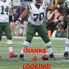 DAKOTA DOZIER 2014 NEW YORK JETS FOOTBALL CARD