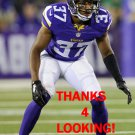 DEREK COX 2014 MINNESOTA VIKINGS FOOTBALL CARD