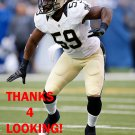 DANNELL ELLERBE 2015 NEW ORLEANS SAINTS FOOTBALL CARD