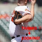 VANCE WORLEY 2016 BALTIMORE ORIOLES BASEBALL CARD