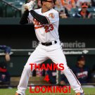 JOEY RICKARD 2016 BALTIMORE ORIOLES BASEBALL CARD