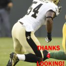 JERRY FRANKLIN 2015 NEW ORLEANS SAINTS FOOTBALL CARD