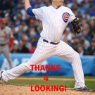 TREVOR CAHILL 2016 CHICAGO CUBS BASEBALL CARD