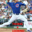 AARON BROOKS 2016 CHICAGO CUBS BASEBALL CARD