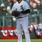 JIMMY ROLLINS 2016 CHICAGO WHITE SOX BASEBALL CARD