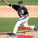 MICHAEL YNOA 2016 CHICAGO WHITE SOX BASEBALL CARD