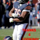 BRUCE GASTON 2015 CHICAGO BEARS FOOTBALL CARD