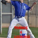 MIKE MINOR 2016 KANSAS CITY ROYALS BASEBALL CARD