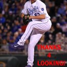 CHIEN-MING WANG 2016 KANSAS CITY ROYALS BASEBALL CARD