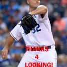 CHRIS YOUNG 2016 KANSAS CITY ROYALS BASEBALL CARD