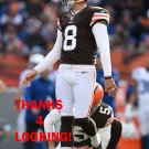 BILLY CUNDIFF 2014 CLEVELAND BROWNS FOOTBALL CARD