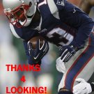 BRANDON GIBSON 2015 NEW ENGLAND PATRIOTS FOOTBALL CARD