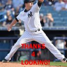 NICK GOODY 2016 NEW YORK YANKEES BASEBALL CARD