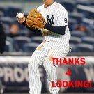 RONALD TORREYES 2016 NEW YORK YANKEES BASEBALL CARD