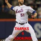 JIM HENDERSON 2016 NEW YORK METS BASEBALL CARD