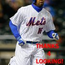 ALEJANDRO DE AZA 2016 NEW YORK METS BASEBALL CARD
