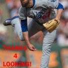 LOUIS COLEMAN 2016 LOS ANGELES DODGERS  BASEBALL CARD