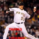 KYLE LOBSTEIN 2016 PITTSBURGH PIRATES BASEBALL CARD