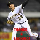 CORY LUEBKE 2016 PITTSBURGH PIRATES BASEBALL CARD