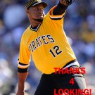 JUAN NICASIO 2016 PITTSBURGH PIRATES BASEBALL CARD