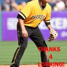 DAVID FREESE 2016 PITTSBURGH PIRATES BASEBALL CARD