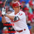 PETER BOURJOS 2016 PHILADELPHIA PHILLIES  BASEBALL CARD