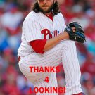 JAMES RUSSELL 2016 PHILADELPHIA PHILLIES  BASEBALL CARD