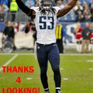 QUENTIN GROVES 2014 TENNESSEE TITANS FOOTBALL CARD