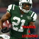 MARCUS GILCHRIST 2015 NEW YORK JETS FOOTBALL CARD