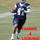 TROY WOOLFOLK 2012 DALLAS COWBOYS FOOTBALL CARD