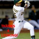 TYLER LADENDORF 2016 OAKLAND ATHLETICS  BASEBALL CARD