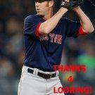 TOMMY LAYNE 2016 BOSTON RED SOX BASEBALL CARD