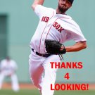 BRANDON WORKMAN 2016 BOSTON RED SOX BASEBALL CARD