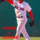 MARCO HERNANDEZ 2016 BOSTON RED SOX BASEBALL CARD