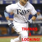 STEVE PEARCE 2016 TAMPA BAY RAYS BASEBALL CARD