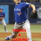 GAVIN FLOYD 2016 TORONTO BLUE JAYS BASEBALL CARD