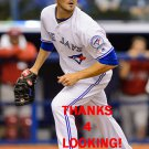 CHAD GIRODO 2016 TORONTO BLUE JAYS BASEBALL CARD