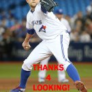 DREW STOREN 2016 TORONTO BLUE JAYS BASEBALL CARD