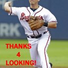 DANIEL CASTRO 2016 ATLANTA BRAVES BASEBALL CARD