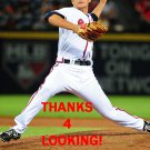 MATT MARKSBERRY 2016 ATLANTA BRAVES BASEBALL CARD