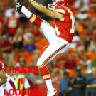 MATT SZYMANSKI 2012 KANSAS CITY CHIEFS FOOTBALL CARD