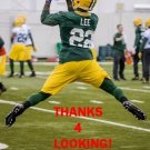MIKE LEE 2016 GREEN BAY PACKERS FOOTBALL CARD