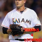 DUSTIN McGOWAN 2016 MIAMI MARLINS BASEBALL CARD