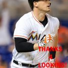 CHRIS JOHNSON 2016 MIAMI MARLINS BASEBALL CARD