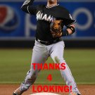 MIGUEL ROJAS 2016 MIAMI MARLINS BASEBALL CARD