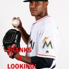 EDWIN JACKSON 2016 MIAMI MARLINS BASEBALL CARD