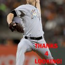 CRAIG BRESLOW 2016 MIAMI MARLINS BASEBALL CARD
