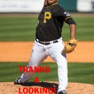 JORGE RONDON 2016 PITTSBURGH PIRATES BASEBALL CARD