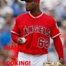 AL ALBURQUERQUE 2016 LOS ANGELES ANGELS  BASEBALL CARD
