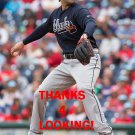 CASEY KELLY 2016 ATLANTA BRAVES BASEBALL CARD